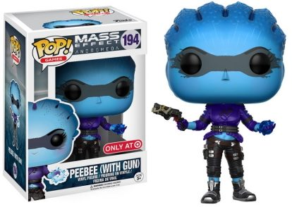 Ultimate Funko Pop Mass Effect Figures Checklist and Gallery 33