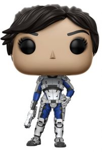 Ultimate Funko Pop Mass Effect Figures Checklist and Gallery 2