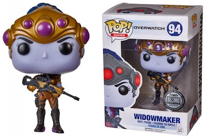 Funko Pop Overwatch Guide
