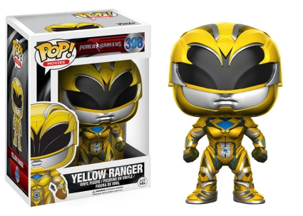 Ultimate Funko Pop Power Rangers Figures Gallery and Checklist 50
