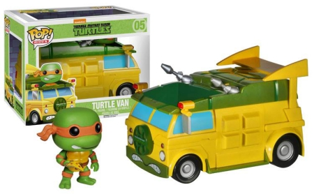 Ultimate Funko Pop Teenage Mutant Ninja Turtles Figures Checklist and Gallery 51