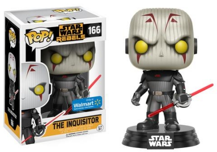 Funko Pop Star Wars Rebels Vinyl Figures Checklist and Gallery 33