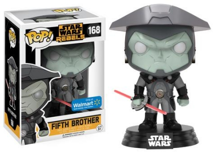 Funko Pop Star Wars Rebels Vinyl Figures Checklist and Gallery 35