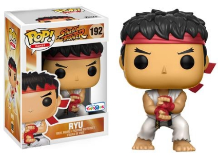 Ultimate Funko Pop Street Fighter Figures Gallery and Checklist 15