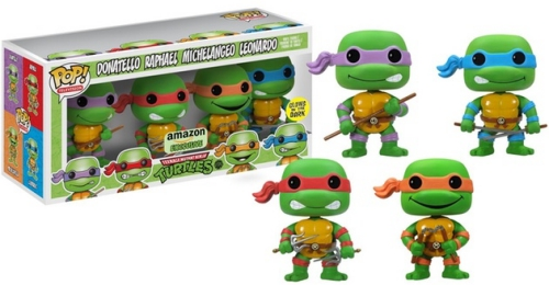 Ultimate Funko Pop Teenage Mutant Ninja Turtles Figures Checklist and Gallery 63