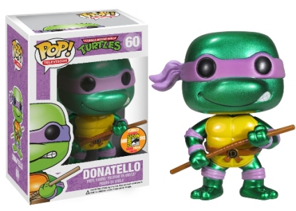 Ultimate Funko Pop Teenage Mutant Ninja Turtles Figures Checklist and Gallery 2