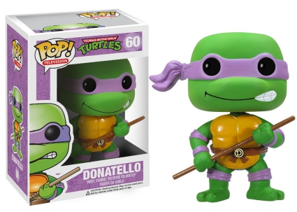 Ultimate Funko Pop Teenage Mutant Ninja Turtles Figures Checklist and Gallery 21