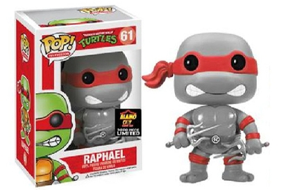 Ultimate Funko Pop Teenage Mutant Ninja Turtles Figures Checklist and Gallery 4