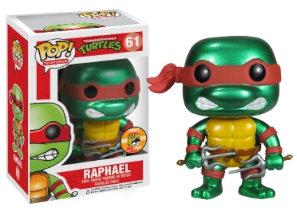 Ultimate Funko Pop Teenage Mutant Ninja Turtles Figures Checklist and Gallery 26