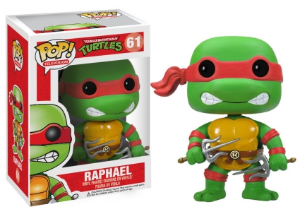 Ultimate Funko Pop Teenage Mutant Ninja Turtles Figures Checklist and Gallery 3