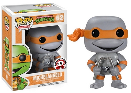 Ultimate Funko Pop Teenage Mutant Ninja Turtles Figures Checklist and Gallery 8