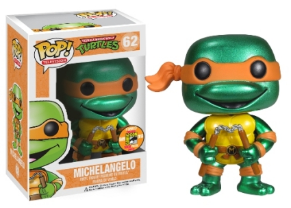 Ultimate Funko Pop Teenage Mutant Ninja Turtles Figures Checklist and Gallery 10
