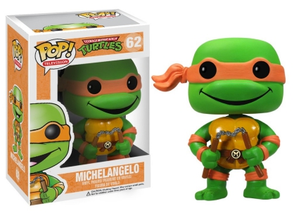 Ultimate Funko Pop Teenage Mutant Ninja Turtles Figures Checklist and Gallery 7