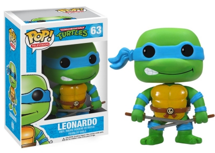 Ultimate Funko Pop Teenage Mutant Ninja Turtles Figures Checklist and Gallery 11