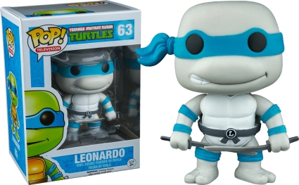 Ultimate Funko Pop Teenage Mutant Ninja Turtles Figures Checklist and Gallery 32