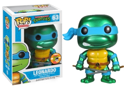Ultimate Funko Pop Teenage Mutant Ninja Turtles Figures Checklist and Gallery 13
