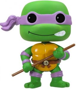 Ultimate Funko Pop Teenage Mutant Ninja Turtles Figures Checklist and Gallery 1