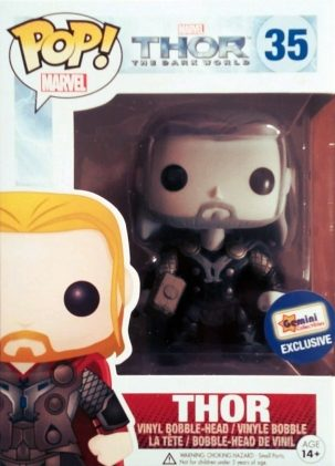 Ultimate Funko Pop Thor Figures Checklist and Gallery 23