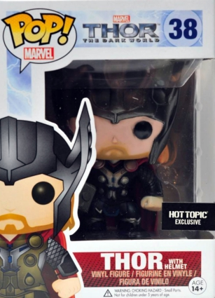 Ultimate Funko Pop Thor Figures Checklist and Gallery 24