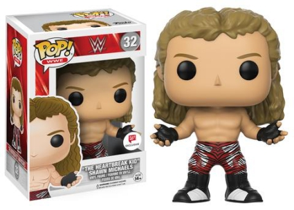 Ultimate Funko Pop WWE Figures Checklist and Gallery 47