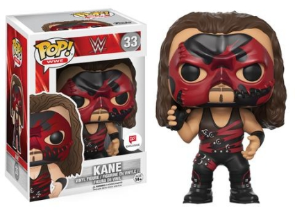 Ultimate Funko Pop WWE Figures Checklist and Gallery 48