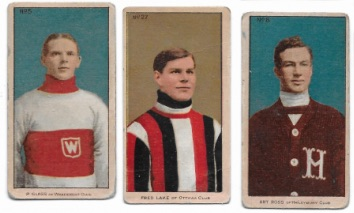 Press Release: Just Collect Uncovers Near-Set of 1910 C56 Hockey Cards 2