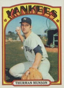 Top 10 Thurman Munson Baseball Cards 5