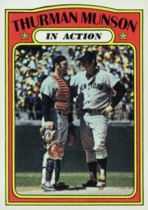 Top 10 Thurman Munson Baseball Cards 6