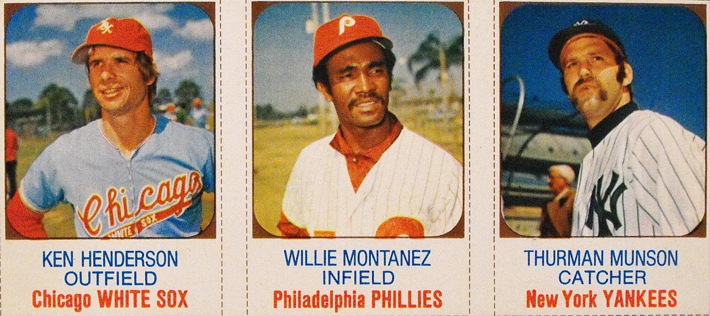 Top 10 Thurman Munson Baseball Cards 2