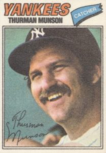 Top 10 Thurman Munson Baseball Cards 4
