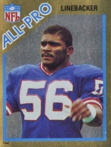 Top 10 Lawrence Taylor Football Cards 5