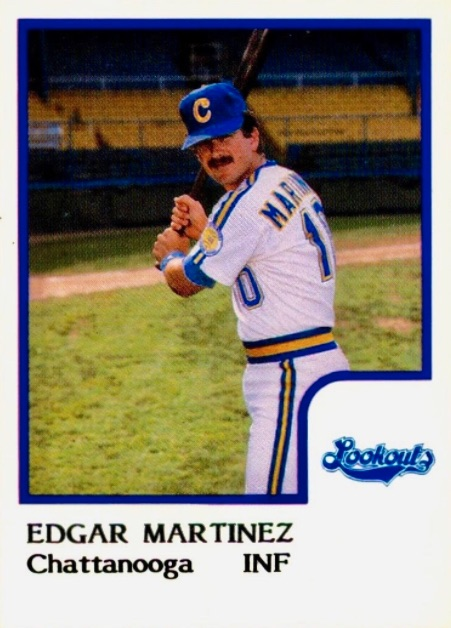 Ed to the Hall! Top 10 Edgar Martinez Baseball Cards 8
