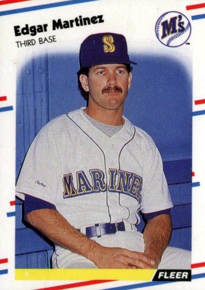 Ed to the Hall! Top 10 Edgar Martinez Baseball Cards 12