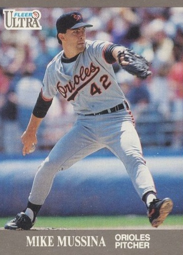 Hall of Fame Mike! Top 10 Mike Mussina Baseball Cards 9