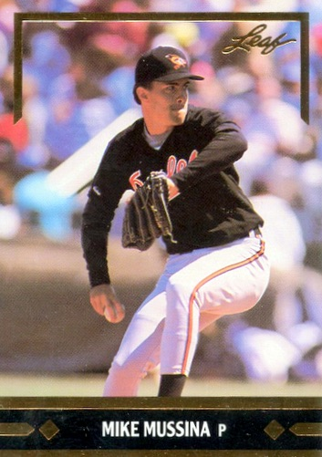 Hall of Fame Mike! Top 10 Mike Mussina Baseball Cards 10