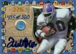 Top 10 Terrell Davis Football Cards 5