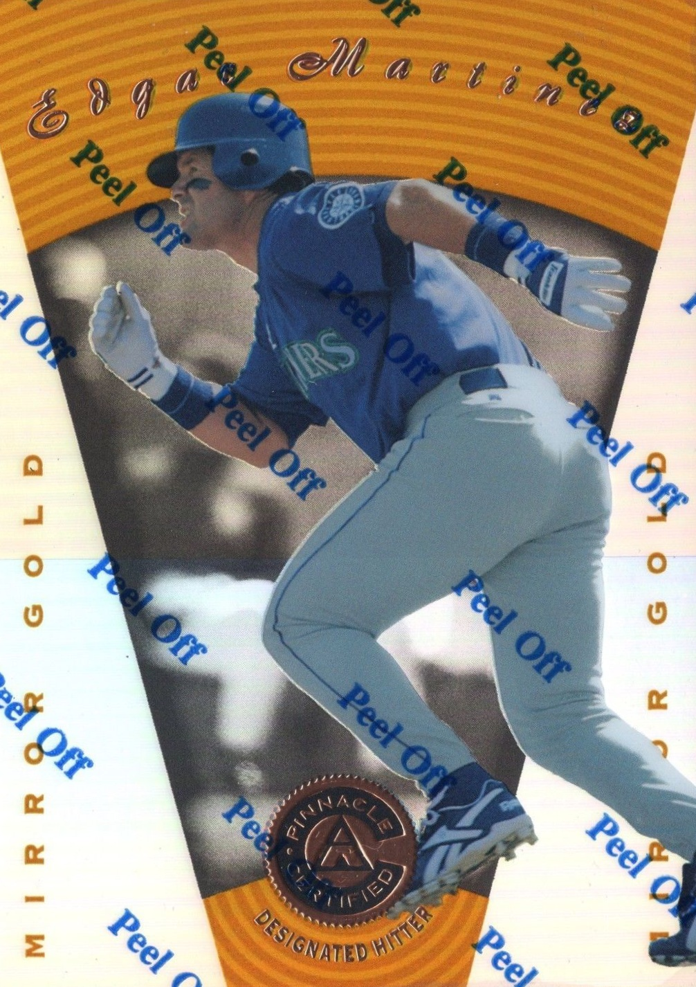 Ed to the Hall! Top 10 Edgar Martinez Baseball Cards 3