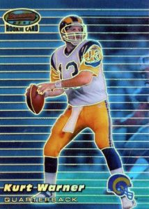 Top 10 Kurt Warner Football Cards 7