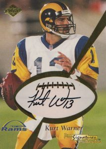Top 10 Kurt Warner Football Cards 6