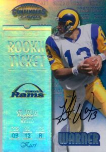 Top 10 Kurt Warner Football Cards 10