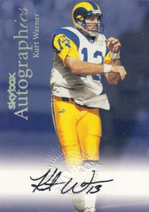 Top 10 Kurt Warner Football Cards 4