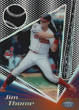 Hall Bound! Top 10 Jim Thome Baseball Cards 2