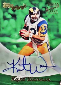 Top 10 Kurt Warner Football Cards 3