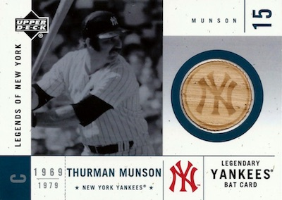Top 10 Thurman Munson Baseball Cards 10
