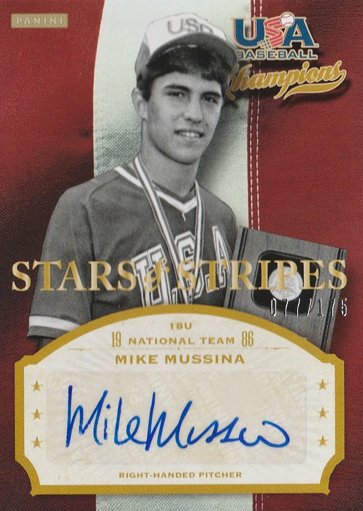 Hall of Fame Mike! Top 10 Mike Mussina Baseball Cards 2