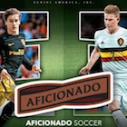 2017 Panini Aficionado Soccer Cards