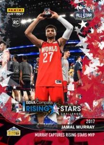 2016-17 Panini Instant NBA Basketball Cards 36