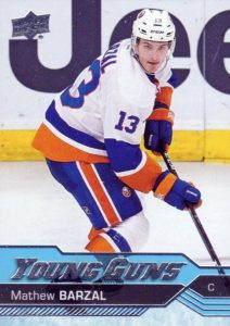 2016-17 Upper Deck Young Guns Checklist and Gallery - Series 2 75