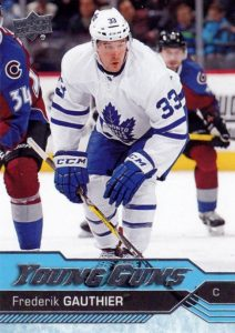 2016-17 Upper Deck Young Guns Checklist and Gallery - Series 2 77
