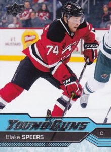 2016-17 Upper Deck Young Guns Checklist and Gallery - Series 2 78
